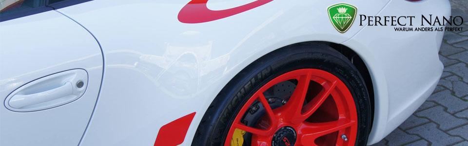 PERFECT NANO | Viernheim - Veredelung von Fahrzeug-Oberflächen